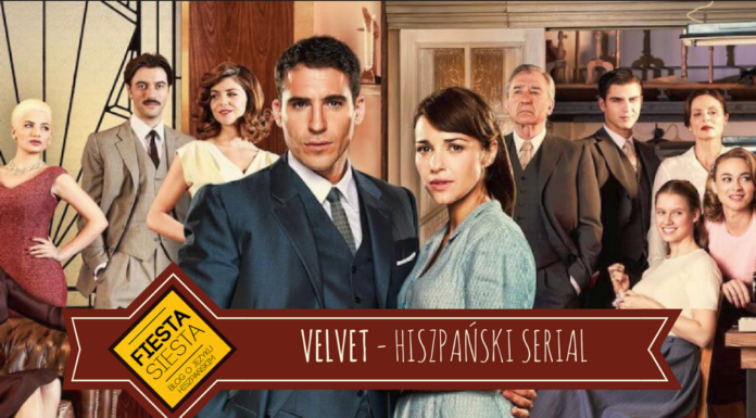 hiszpański serial Velvet